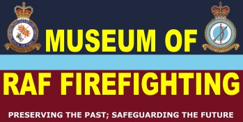 Booking | RAF Fire Museum